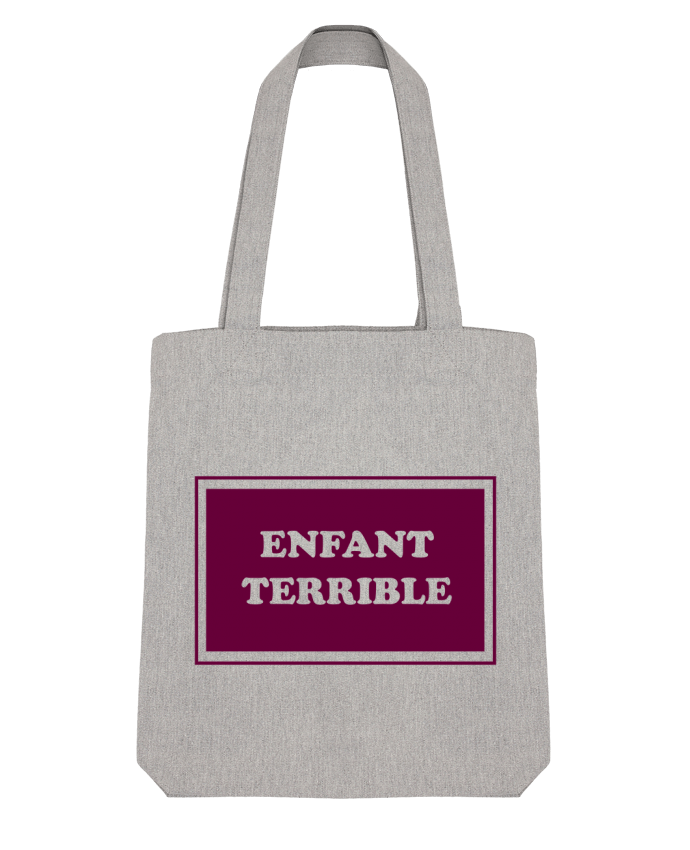 Tote Bag Stanley Stella Enfant terrible par tunetoo