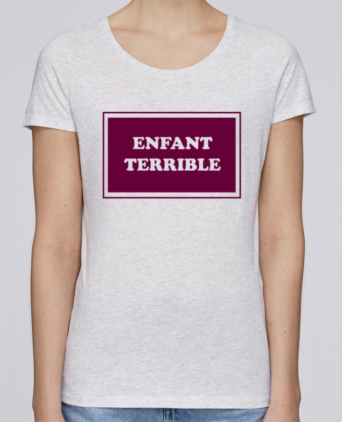 T-shirt Femme Stella Loves Enfant terrible par tunetoo