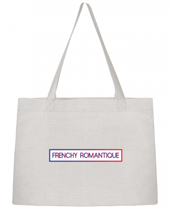 Sac Cabas Shopping Stanley Stella Frenchy romantique par tunetoo