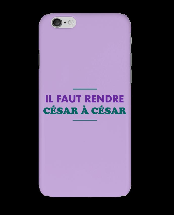 coque iphone 6 cil