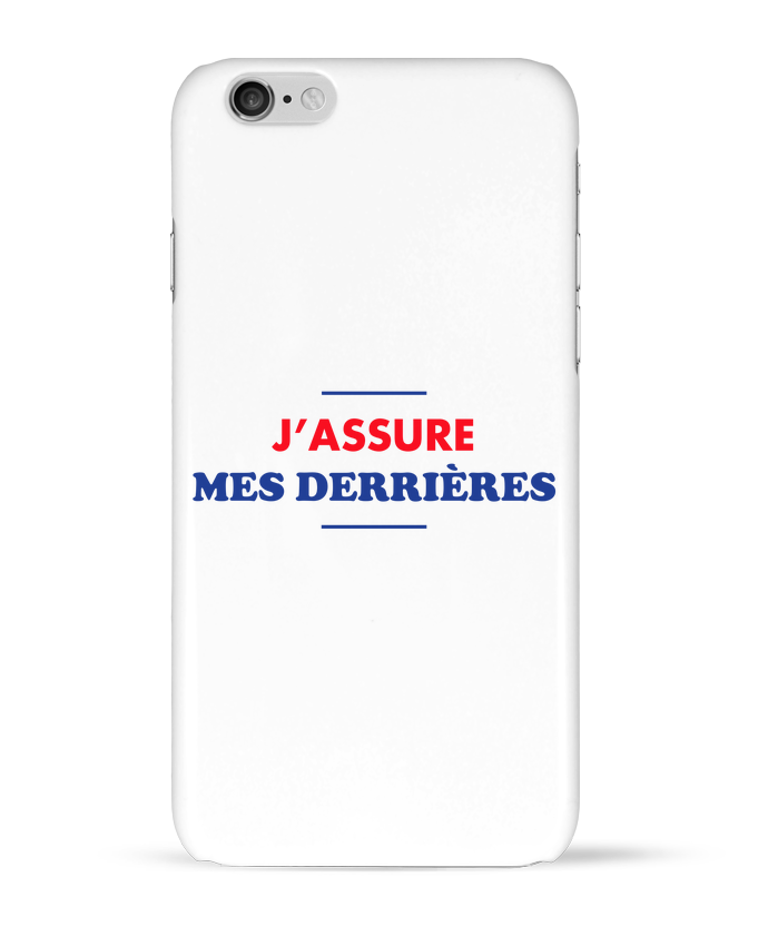 Coque 3D Iphone 6 J
