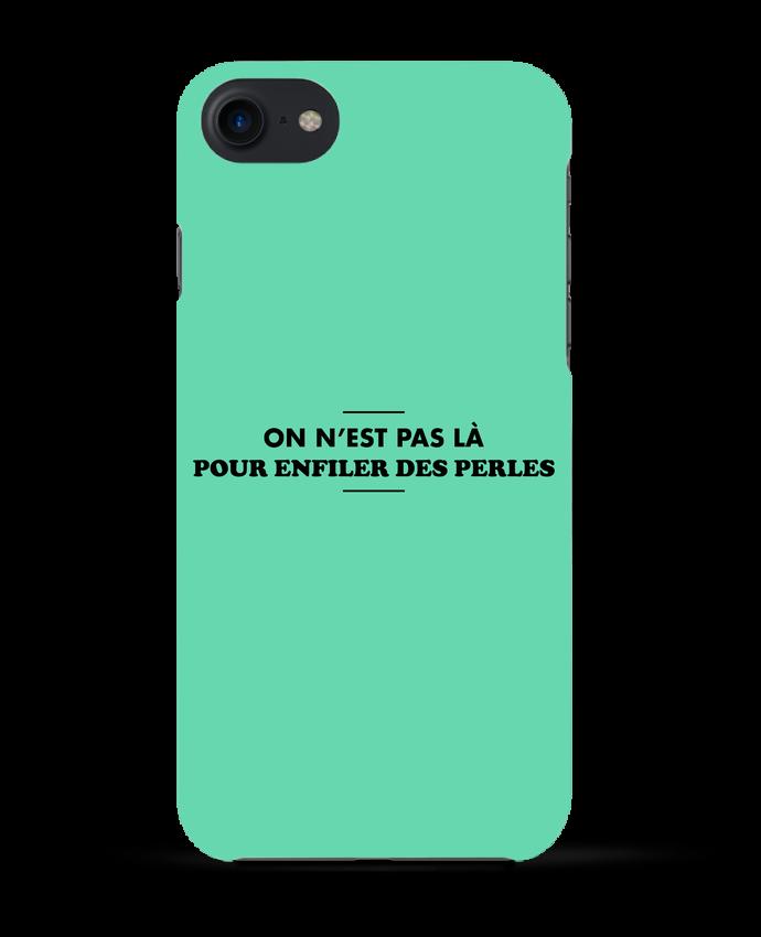 coque iphone 7 perle