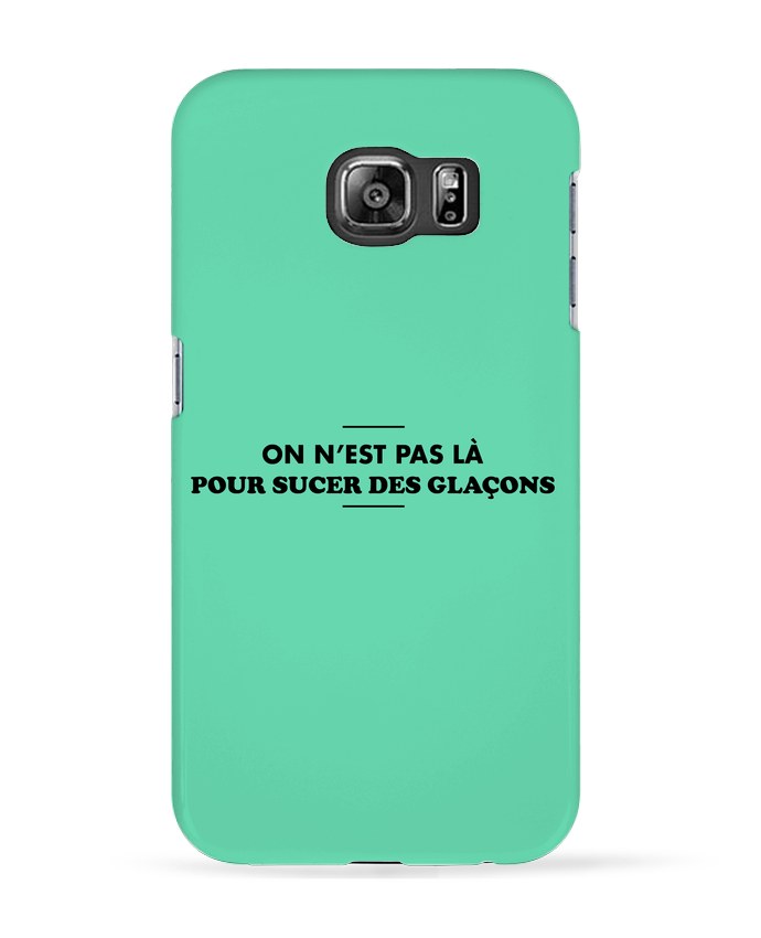 Coque Samsung Galaxy S6 On n