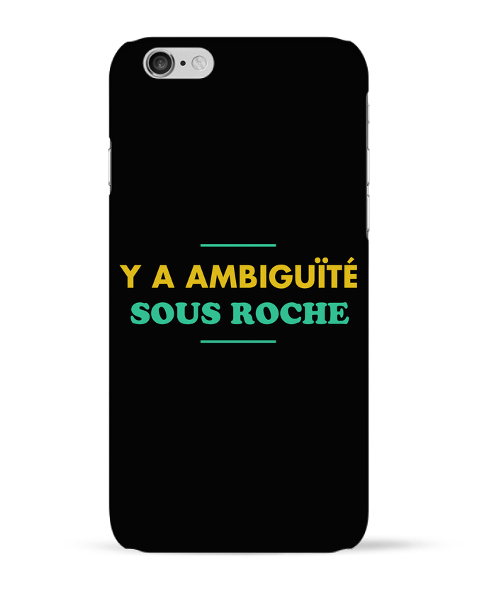 Coque 3D Iphone 6 Y