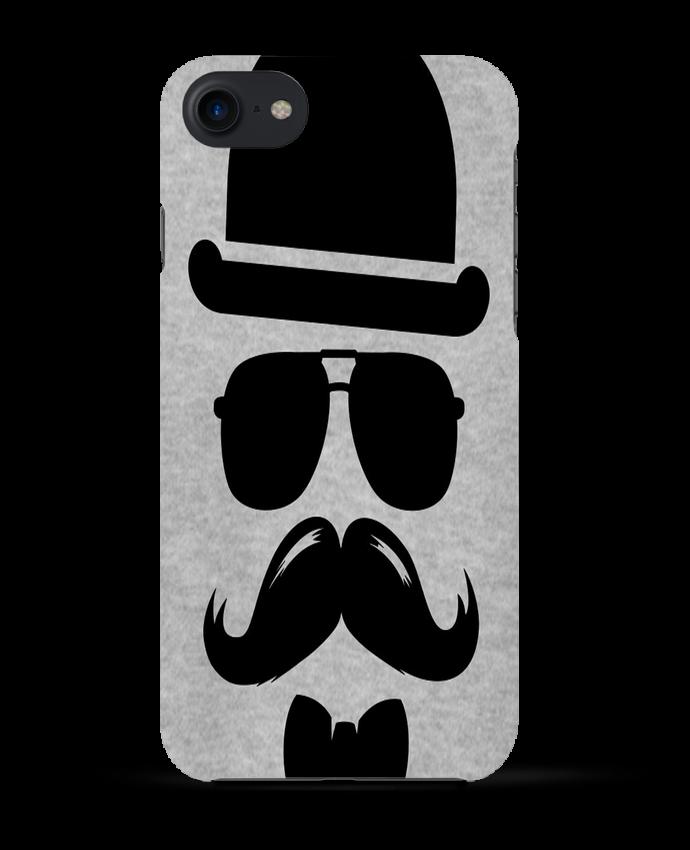 coque iphone 7 moustache