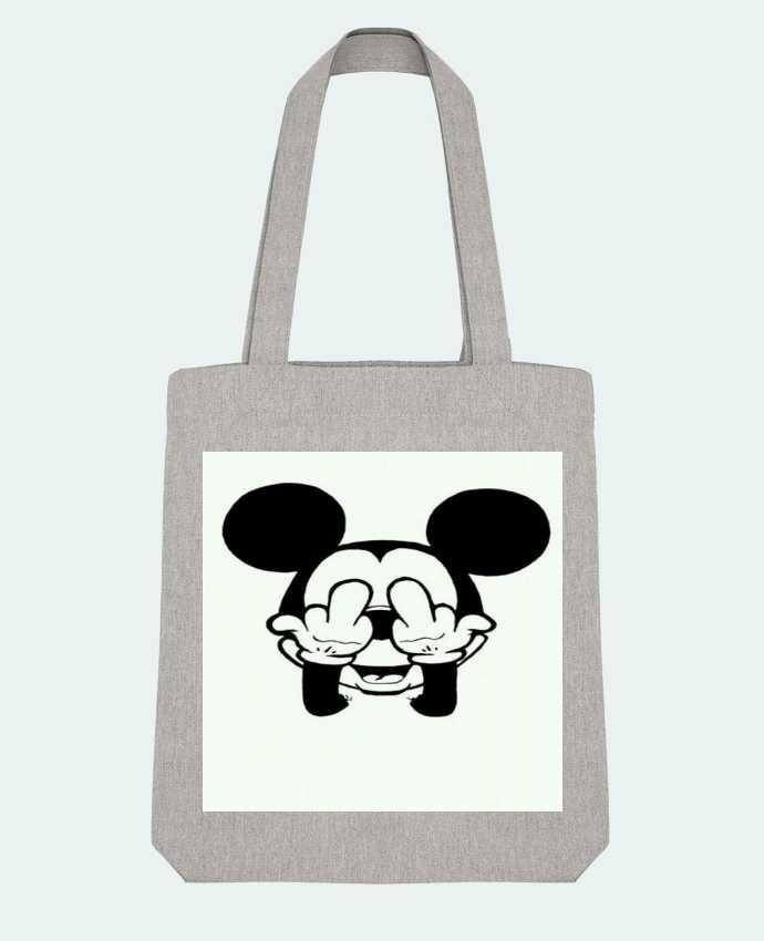 Tote Bag Stanley Stella Vetement mickey doigt d
