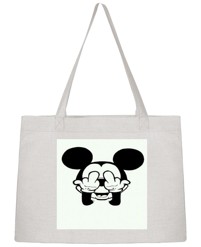Sac Cabas Shopping Stanley Stella Vetement mickey doigt d