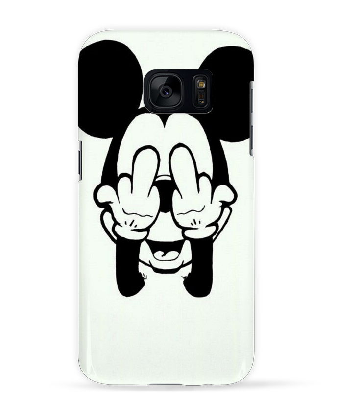 Coque 3D Samsung Galaxy S7 Vetement mickey doigt d