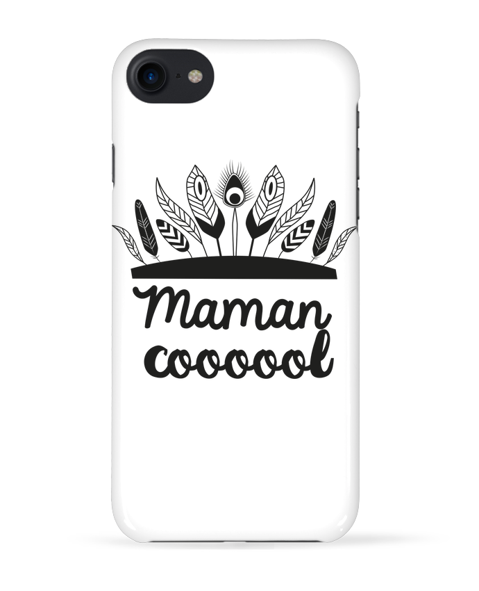 Coque 3D Iphone 7 Maman Cool de IDÉ