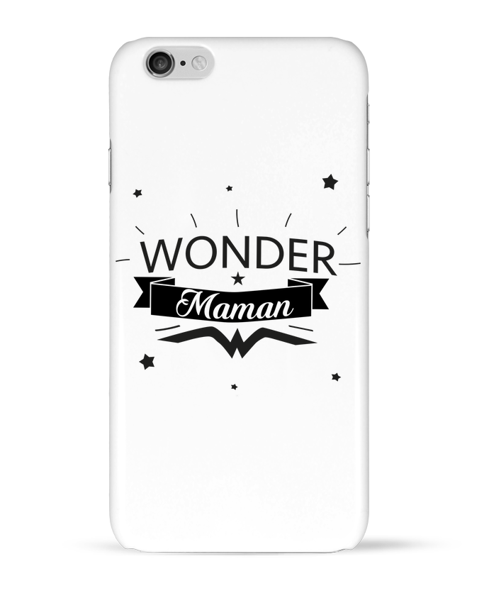 Coque iPhone 6 Wonder Maman par IDÉ