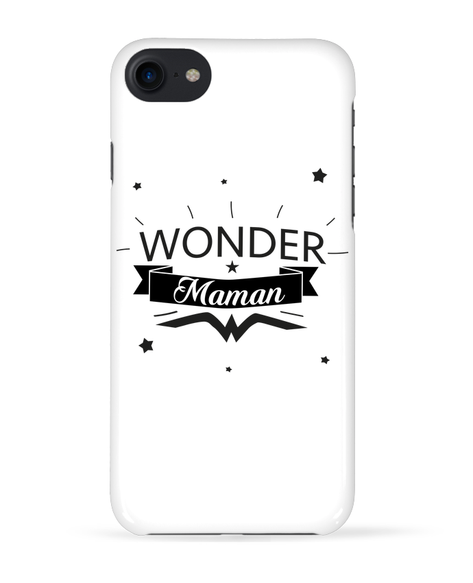 Coque 3D Iphone 7 Wonder Maman de IDÉ