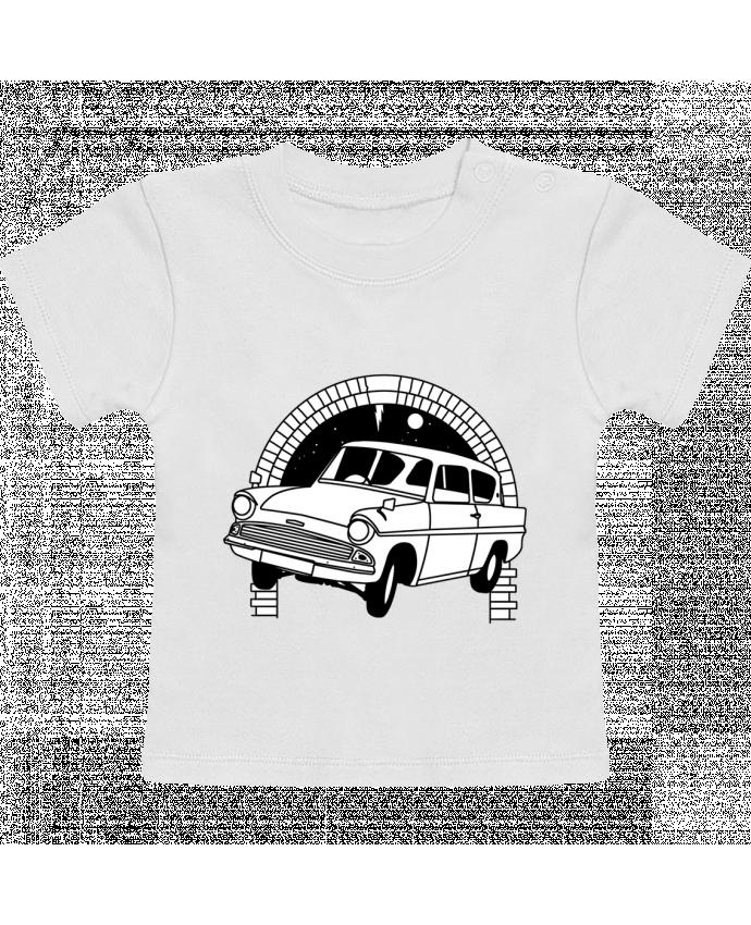 T-Shirt Bébé Manches Courtes Direction neuf trois quart ! manches courtes du designer tattooanshort