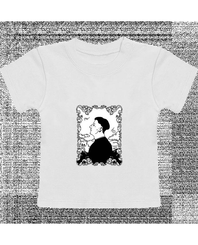 T-Shirt Bébé Manches Courtes Godefroy de montmirail manches courtes du designer tattooanshort