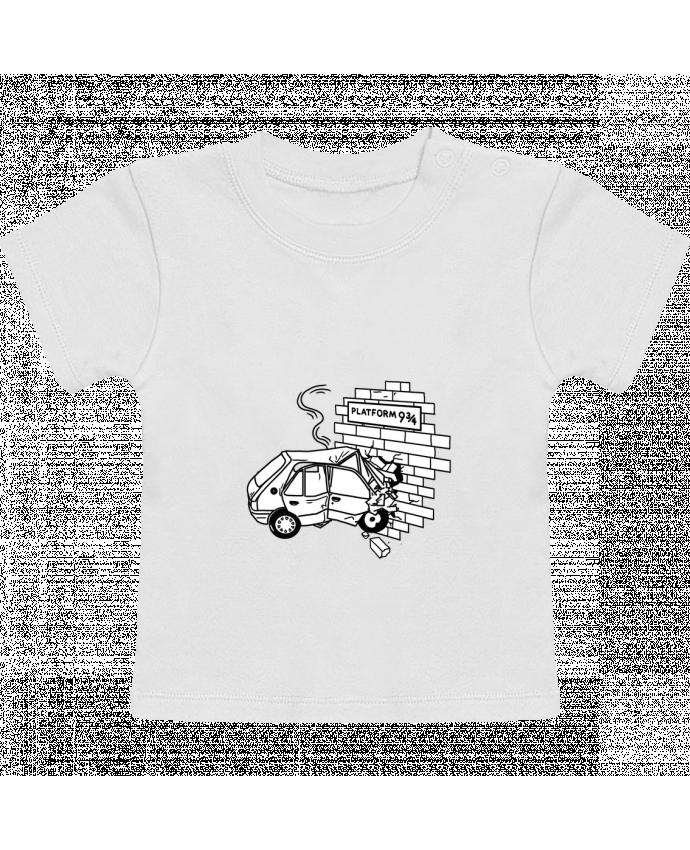 T-Shirt Bébé Manches Courtes 205 manches courtes du designer tattooanshort