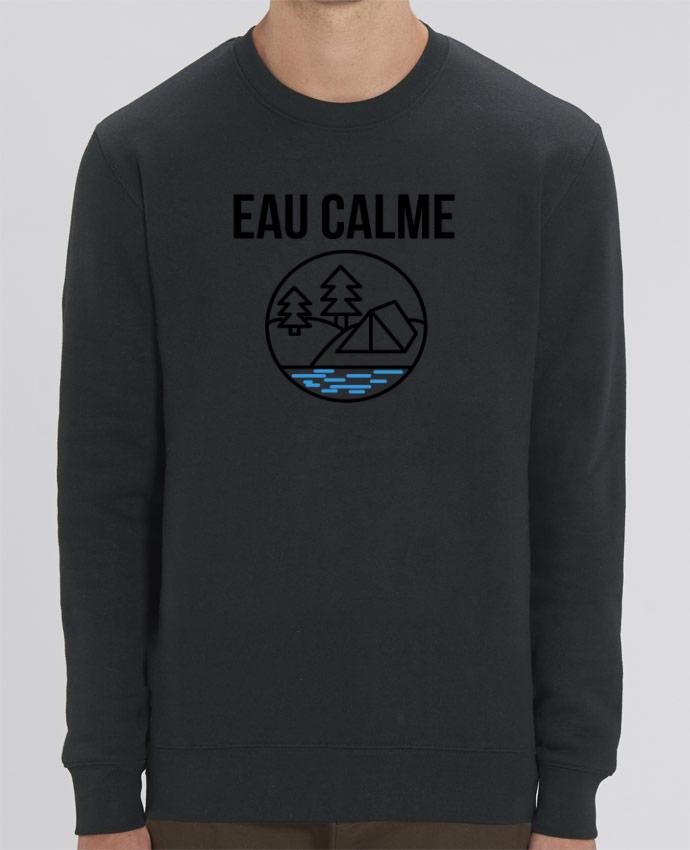 Sweat-shirt eau calme Par Ruuud