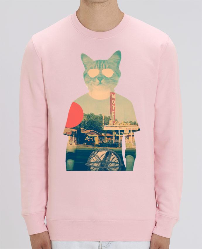 Sweat-shirt Cool cat Par ali_gulec