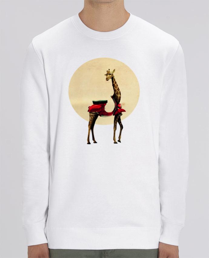Sweat-shirt Giraffe Par ali_gulec