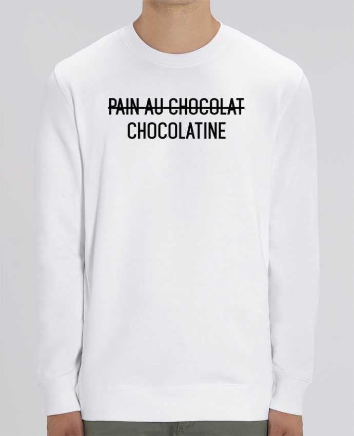 Sweat-shirt Chocolatine Par tunetoo