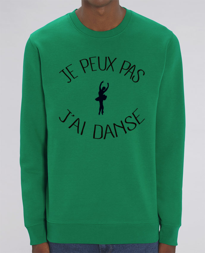 Sweat-shirt Je peux pas j'ai Danse Par Freeyourshirt.com