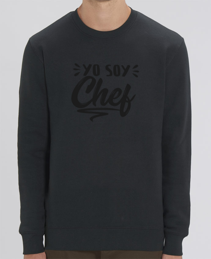 Sweat-shirt soy chef Par tunetoo