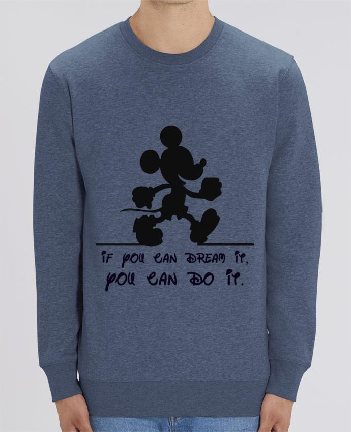 Sweat-shirt MICKEY DREAM Par La Taverne Du Geek