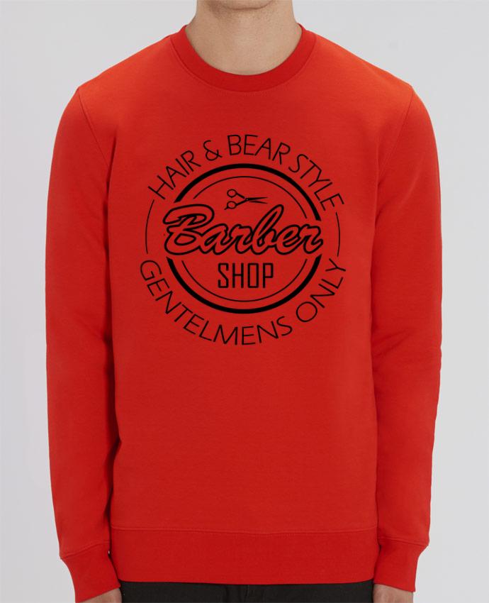Sweat-shirt BARBERSHOP PRO Par SG LXXXIII