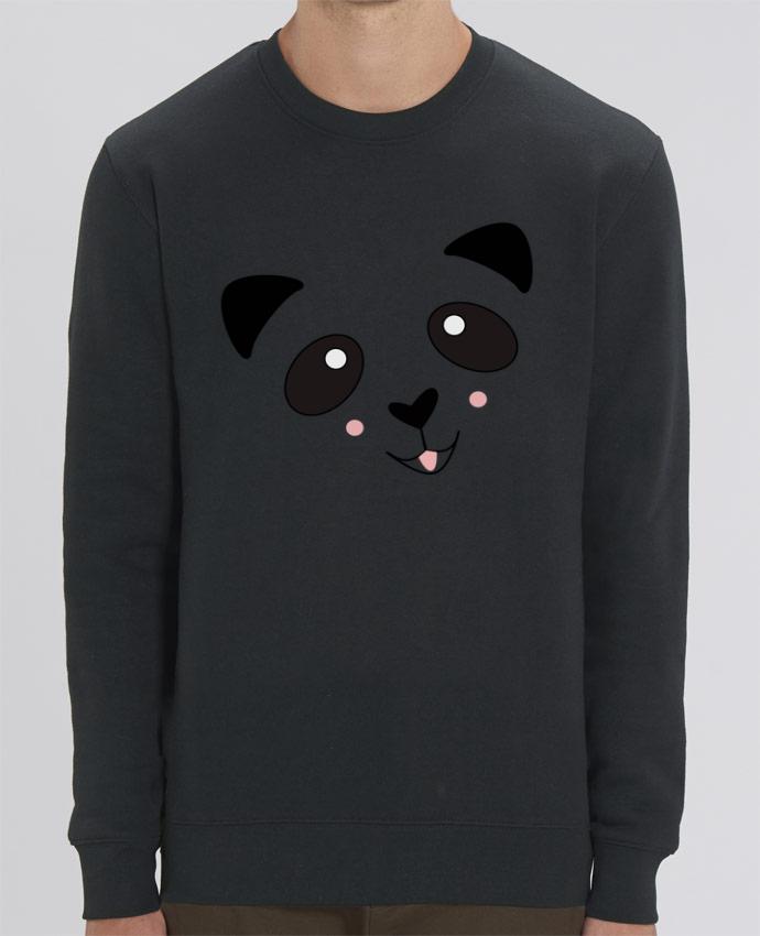 Sweat-shirt Bébé Panda Mignon Par K-créatif