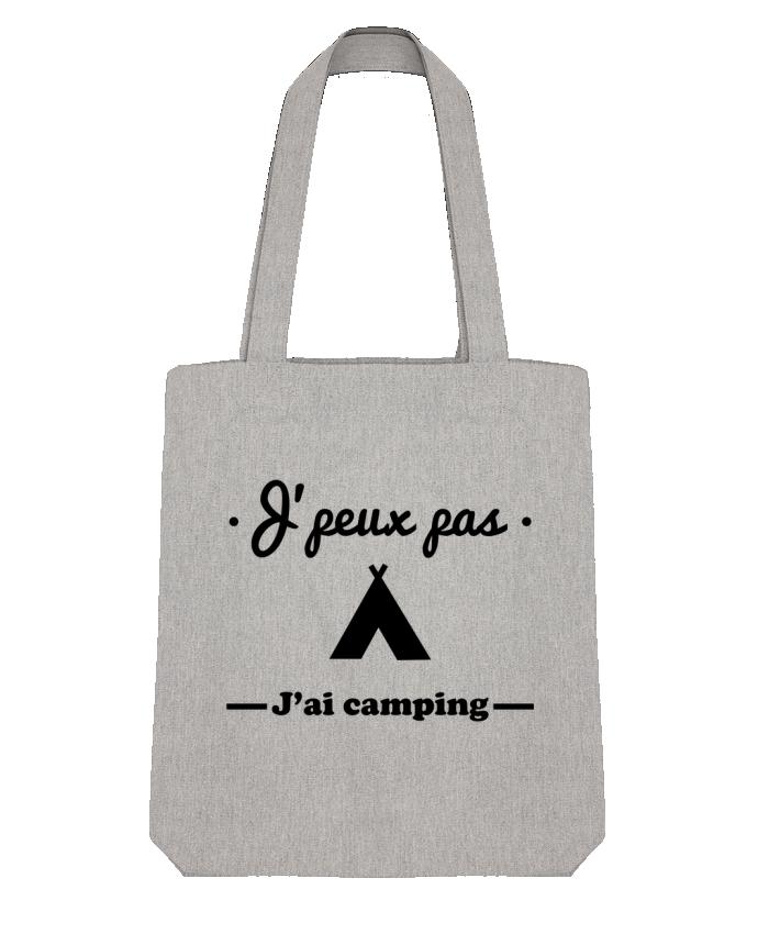 Tote Bag Stanley Stella J'peux pas j'ai camping par Benichan