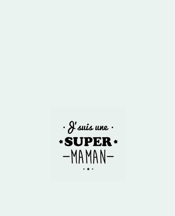 Tote-bag J'suis une super maman, cadeau fête des mères par Benichan