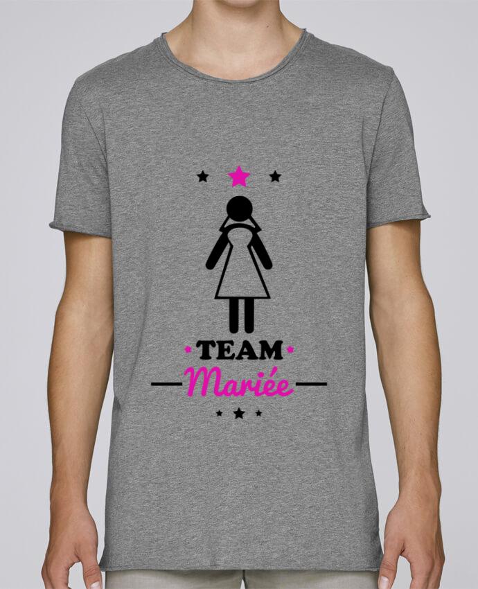 T-shirt Homme Oversized Stanley Skates Team mariée : enterrement de vie de jeune fille par Benichan
