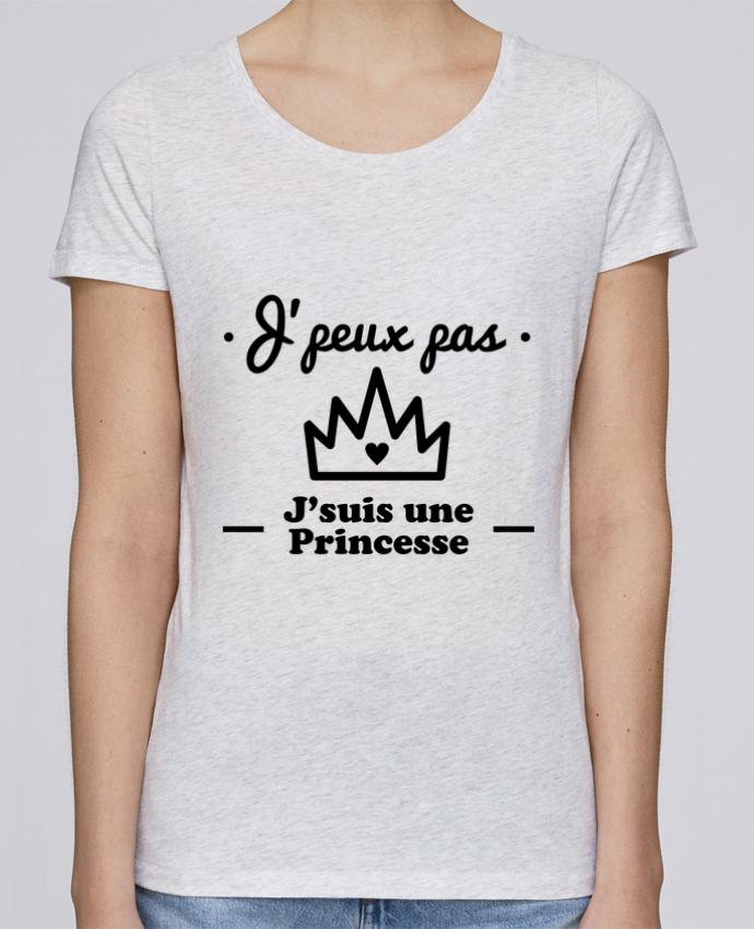 T-shirt Femme Stella Loves J'peux pas j'suis une princesse, humour, citations, drôle par Benichan