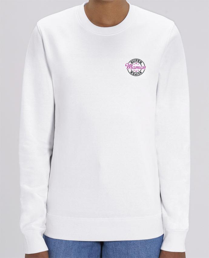 Sweat-shirt Super Maman Par tunetoo