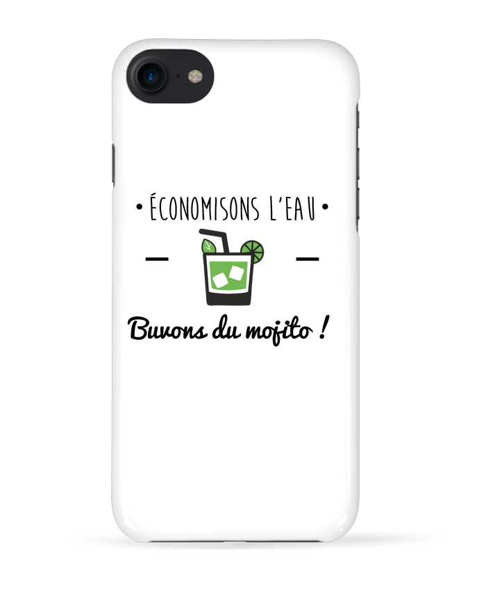 Coque 3D Iphone 7 Économisons l