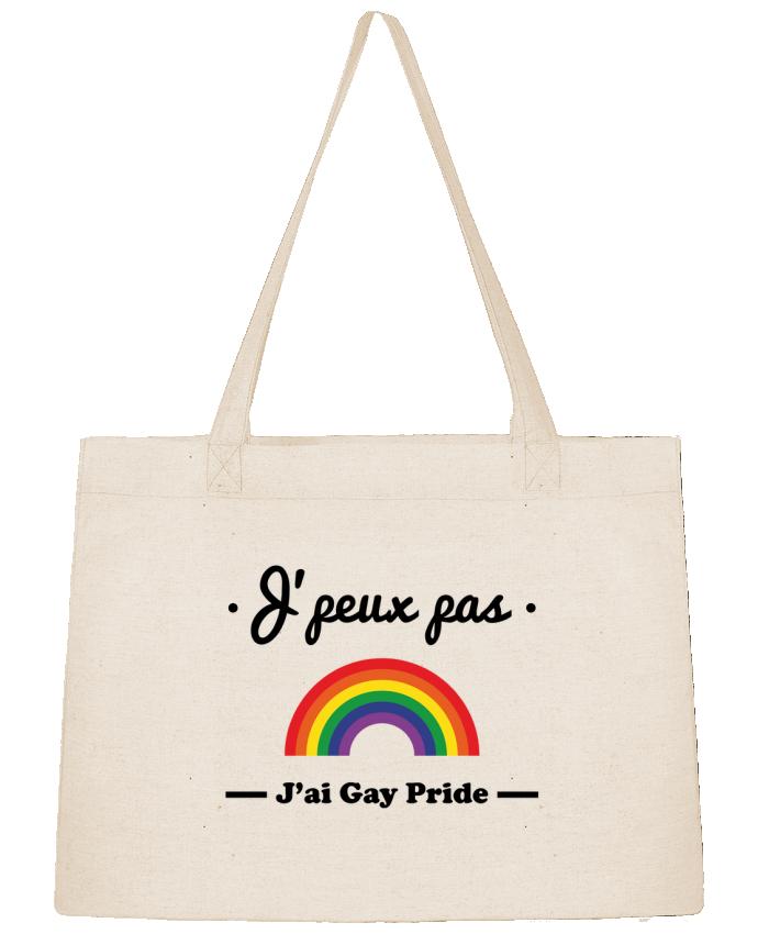 Sac Shopping J'peux pas j'ai gay-pride , gay, lesbienne par Benichan