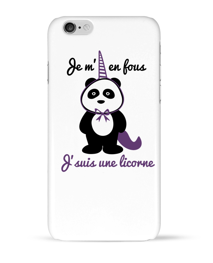 Coque 3D Iphone 6 Je m