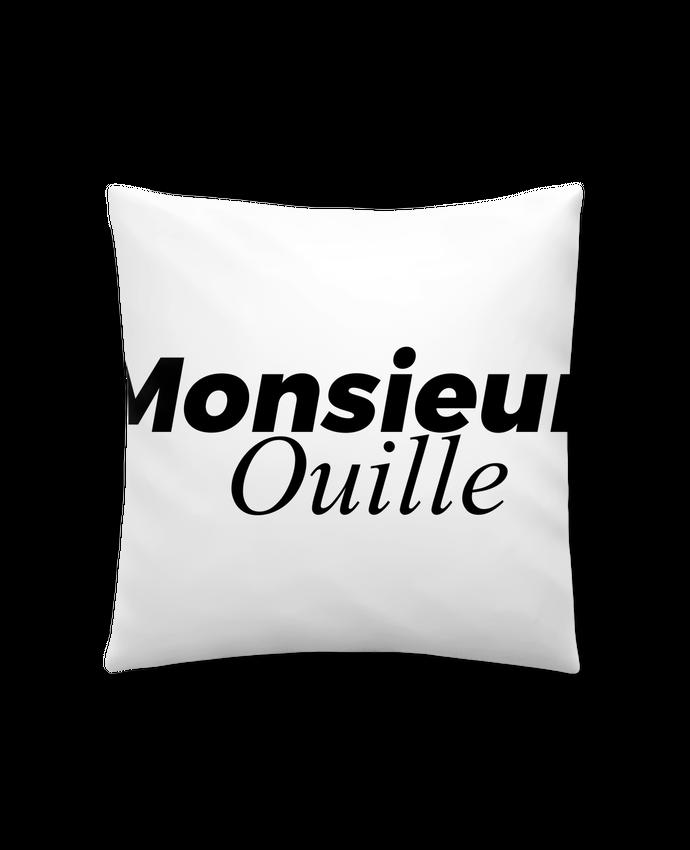 Coussin Synthétique Doux 41 x 41 cm Monsieur Ouille par tunetoo