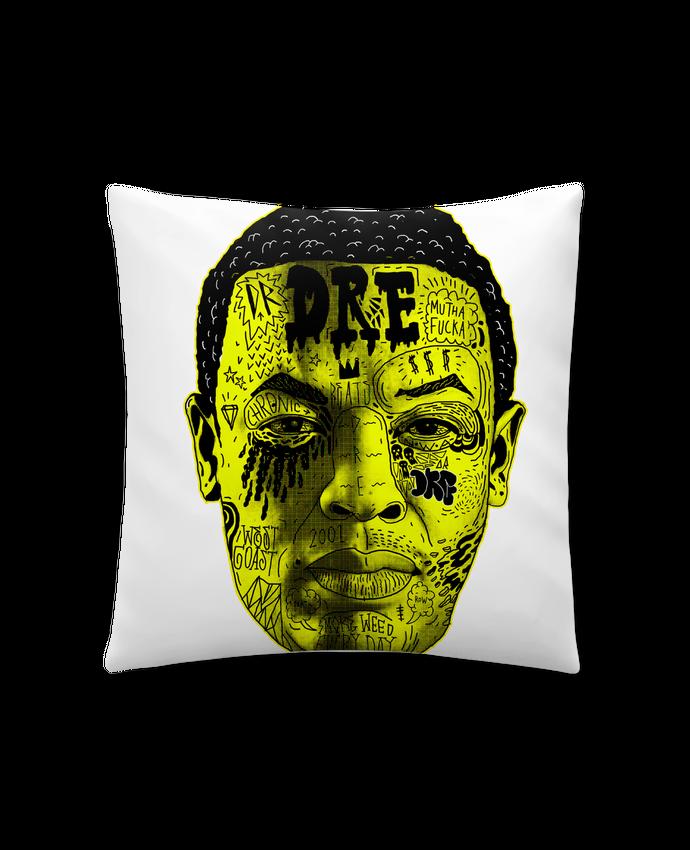 Coussin Synthétique Doux 41 x 41 cm Dr. Dre par Nick cocozza