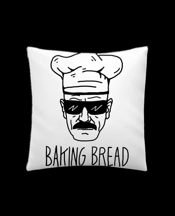 Coussin Synthétique Doux 41 x 41 cm Baking bread par Nick cocozza