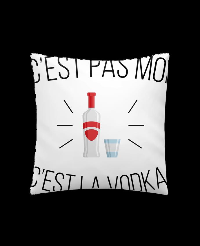 Coussin Synthétique Doux 41 x 41 cm C'est la vodka par tunetoo