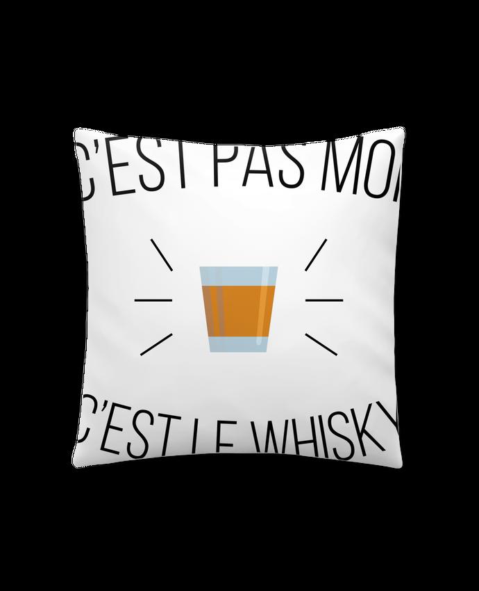 Coussin Synthétique Doux 41 x 41 cm C'est le whisky par tunetoo