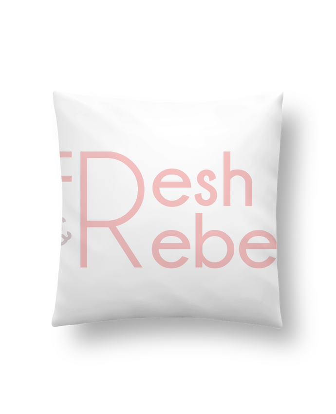 Coussin Synthétique Doux 41 x 41 cm Fresh and Rebel par tunetoo