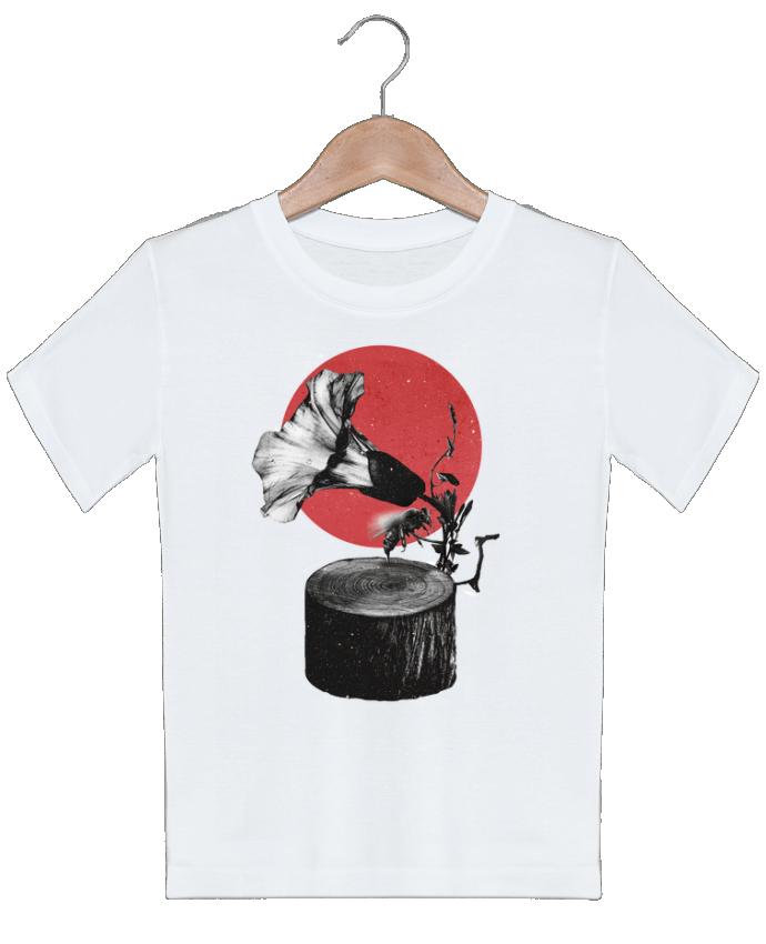 T-shirt garçon motif Gramophone ali_gulec