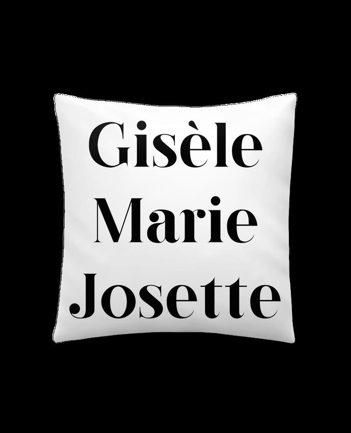Coussin Synthétique Doux 41 x 41 cm Gisèle Marie Josette par tunetoo