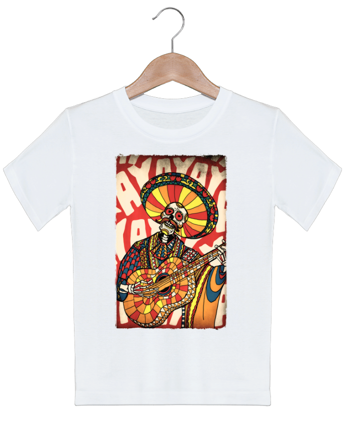 T-shirt garçon motif Mariachi ali_gulec