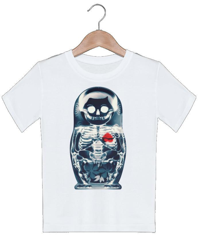 T-shirt garçon motif Nesting doll ali_gulec