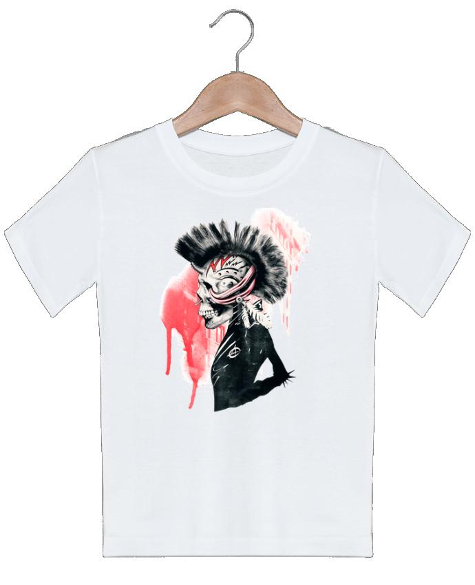 T-shirt garçon motif Punk ali_gulec