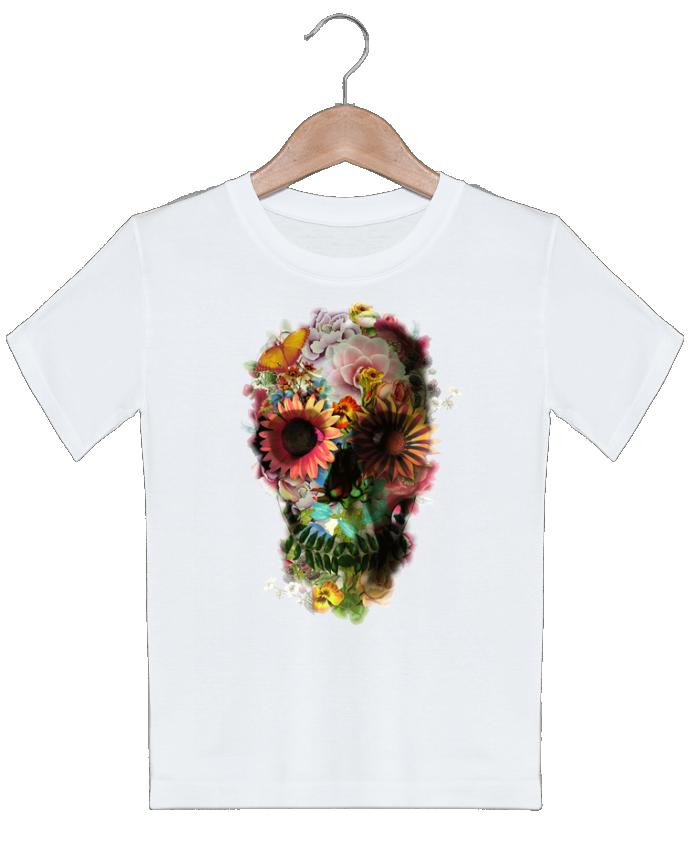 T-shirt garçon motif Skull 2 ali_gulec
