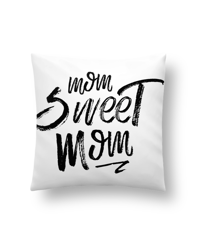 Coussin Synthétique Doux 41 x 41 cm Mom sweet mom par tunetoo