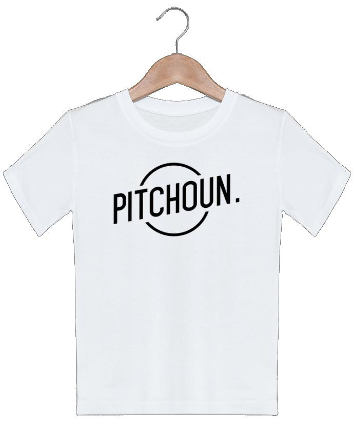 T-shirt garçon motif Pitchoun tunetoo