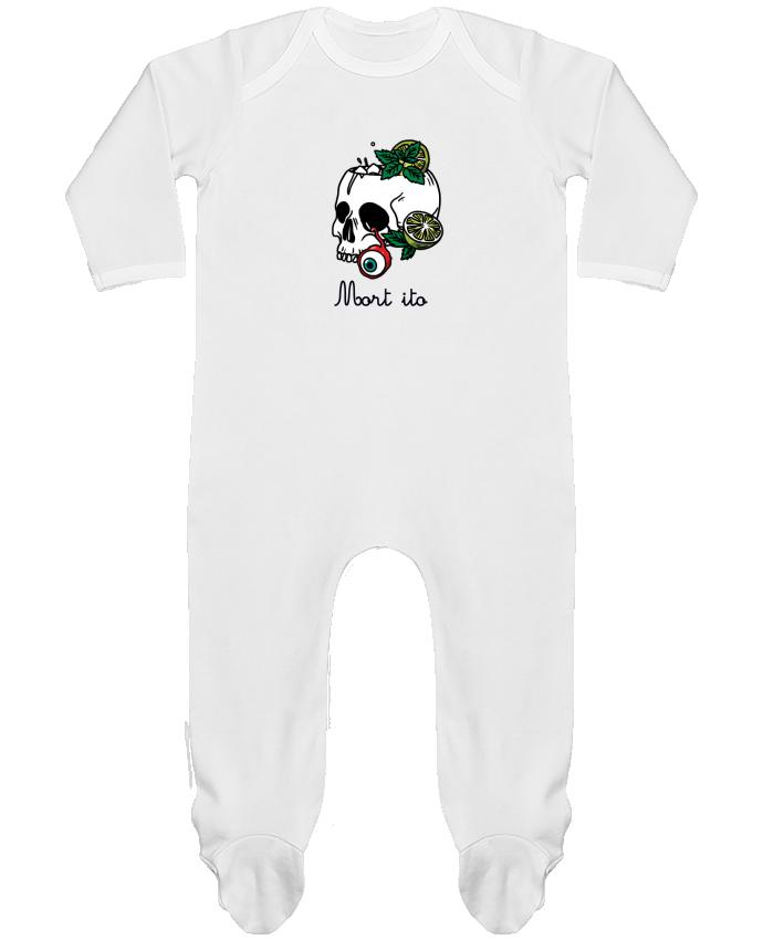 Body Pyjama Bébé Mort ito par tattooanshort